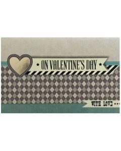 Valentine Card - I Love You.  Always Have.  Always Will