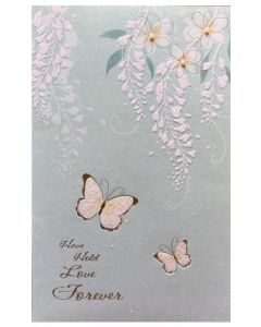 Valentine Card - Have Hold Love Forever