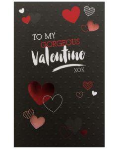 Valentine Card - My Gorgeous Valentine