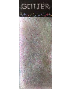 Glitter - WHITE (10 grams)