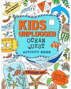 Kid's activity book - Ocean Quest