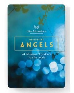 A little box of Whispering ANGELS - 24 messages of guidance from the angels