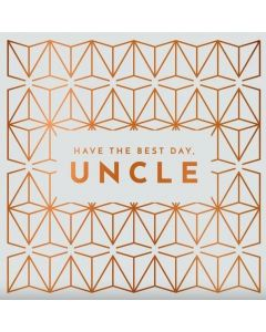 UNCLE Card - Best Day