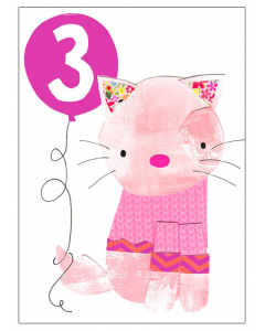 '3' Card