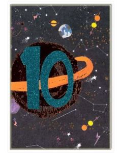 Age 10 - Galaxy of Planets & Stars