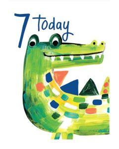 Age 7 - Alligator