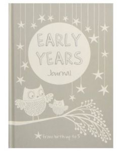 Early Years Journal- GREY - from birth to Age 5