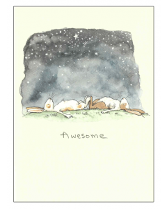 'Awesome' Card