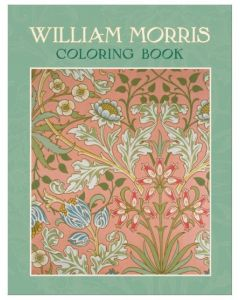 Colouring book - William Morris