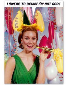 Birthday - 'I swear to drunk....'