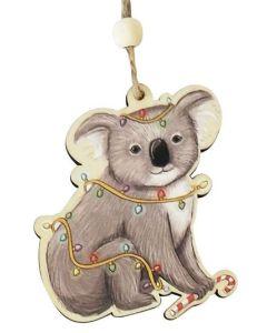 Christmas Decoration - Koala & Lights