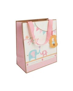 Medium Special Delivery Girl Gift Bag