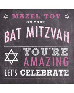 Bat Mitzvah - 'You're amazing, let's celebrate'