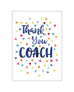 BIG Card - Thank You COACH
