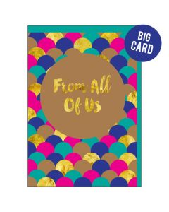 BIG Card - From All of Us