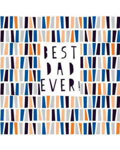'Best Dad Ever!' Card