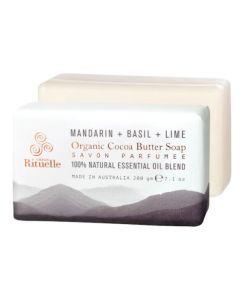 SOAP - Mandarin, Basil & Lime