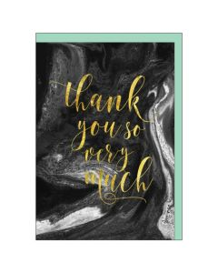 'Thank you so very much' BIG Card