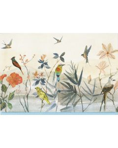 Boxed Notecards - Bird Garden