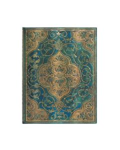 2022 DIARY - Turquoise Chronicles ULTRA Paperblanks