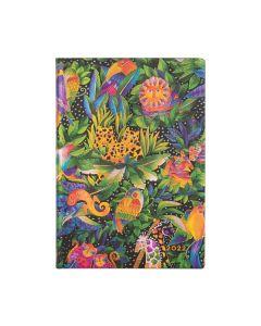 2022 DIARY - Jungle Song MIDI Paperblanks