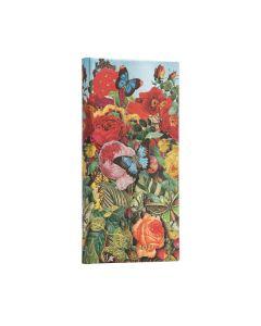 2021 Slim Diary - Butterfly Garden