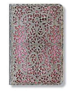 Filigree Blush Pink - Mini Address Book