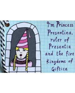 Gift Tag - Princess Presentina