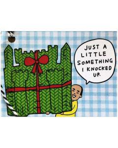 Gift Tag - Something I Knocked Up