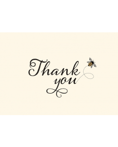 Boxed Thank You Cards - Bumblebee
