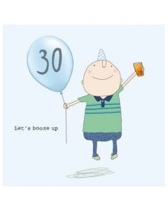 30th Birthday - 'Booze up'