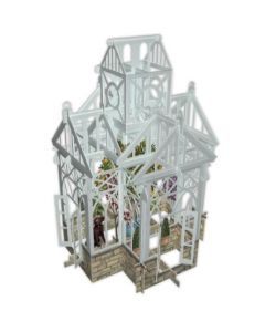 3D Card - The Glasshouse