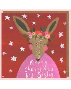 Christmas - No. 1 SISTER