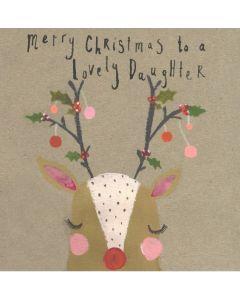 Christmas - Reindeer Daughter