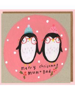 Christmas - Mum & Dad penguins