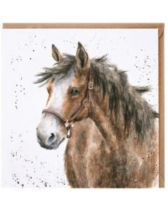 CARD - Horse