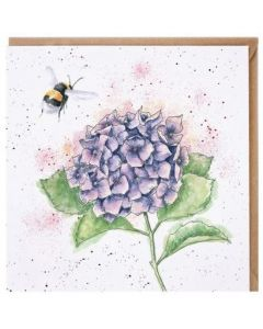 Greeting Card - The Busy Bee