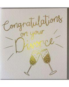 Divorce - Congratulations