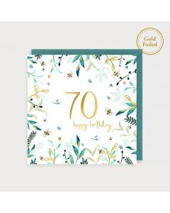 AGE 70 - Bees & foliage