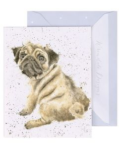 MINI Card - Pug Love
