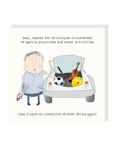 DAD card - Driving DAD