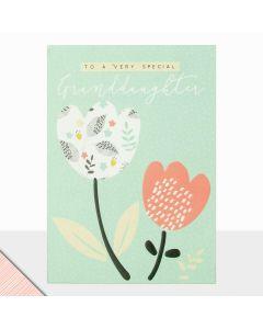 Granddaughter - Modern flowers