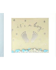 BABY Boy - 'It's a boy' sprinkles
