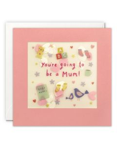 Mum-to-be - 'You're going to be a mum'