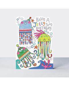 Birthday Card - Jelly good birthday