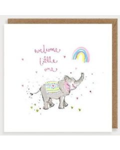 BABY - 'Welcome little one' elephant