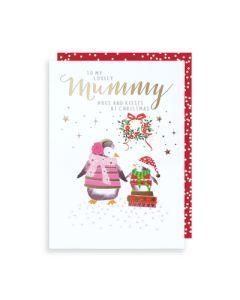Christmas - Mummy hugs & kisses
