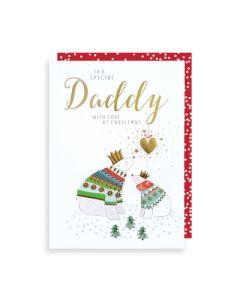 Christmas - Daddy polar bears