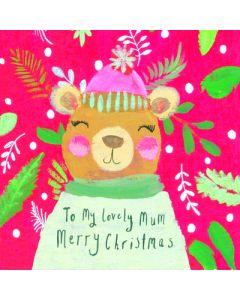 Christmas - Lovely MUM bear