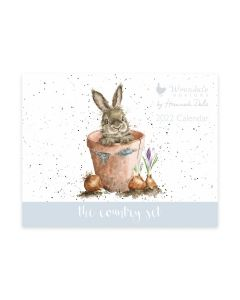 2022 CALENDAR - The Country Set (Wrendale Designs)